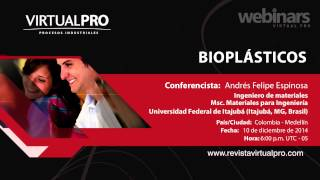 ¡Hablemos de bioplásticos!