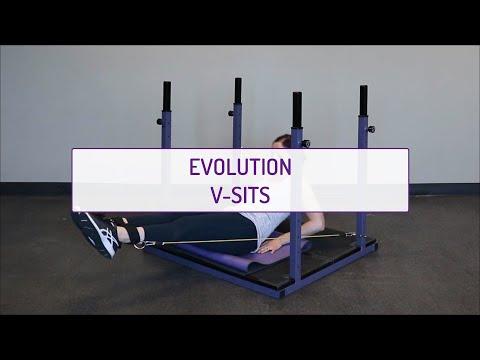 Evolution V-Sits