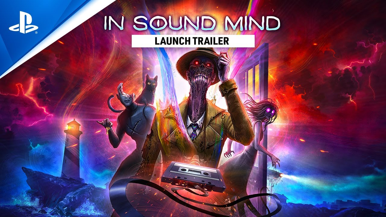 Cerebral psychological-thriller In Sound Mind is available now