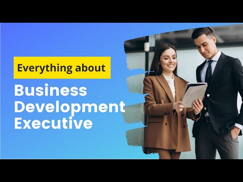mp4 Business Development Executive, download Business Development Executive video klip Business Development Executive