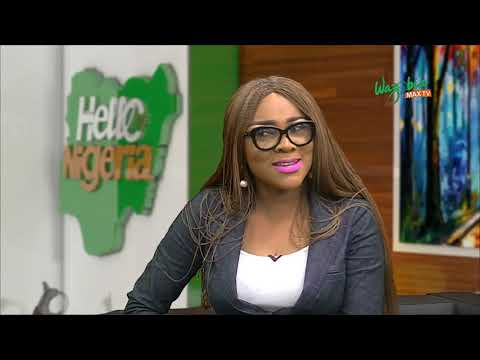 Women Developement Around Nigeria With Kemi Ajumobi - HELLO NIGERIA