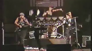 What´s On Your Mind   Information Society Live 1989