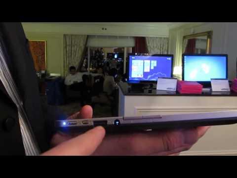 Gigabyte S1185 Windows 8 tablet