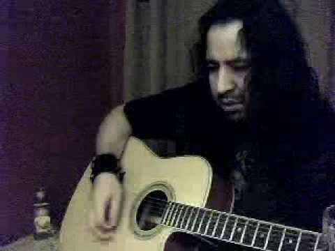 """Snuff"" performed by Mickey Gutierrez Slipknot cover"