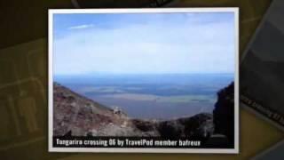preview picture of video 'Rotorua, Taupo, Turangi, Tongariro crossing Bafreux's photos around Turangi, New Zealand'