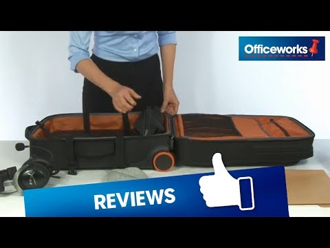 "Everki Titan 18.4"" Laptop Trolley Bag"