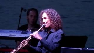Kenny G LIVE  The Jazz On The River 2015  J Milton