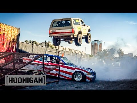 Huge Air Bronco Jump! //DT229
