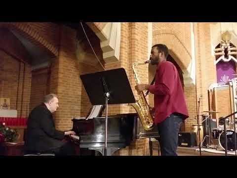 Christmas Song - Tenor Sax and Piano
