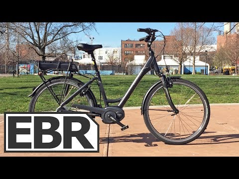Kalkhoff Agattu B7 Video Review – Cheap High Quality Bosch City Electric Bicycle