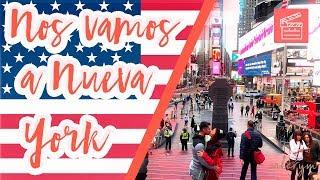 VBLOG VIAJE A NUEVA YORK - RYM RENOM