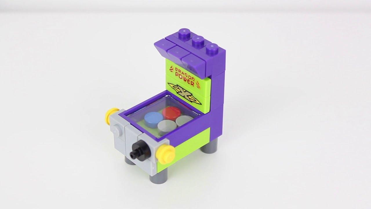 LEGO Pinball Machine (Tutorial)