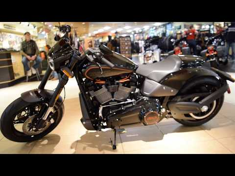 2019 Harley-Davidson Softail FXDR FXDRS 114