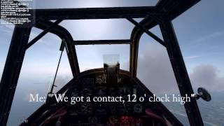 IL2 Cliffs of Dover - Tutorial - Fighter Tactics & Teamwork