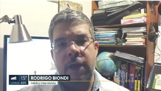 Dr. Rodrigo Biondi fala sobre sequelas da Covid-19