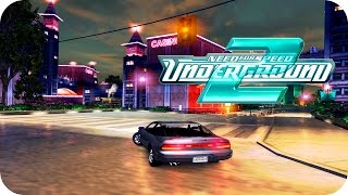 Need for Speed Underground 2 #01 - Taca-le pau nesse carrinho (PT-BR)
