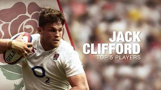 Jack Clifford's top five U20 players