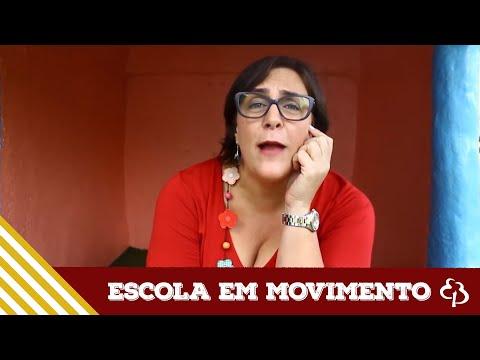 Escola Parada X Escola em Movimento