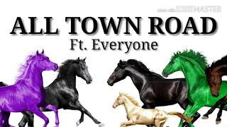 Old Town Road ft. EVERYONE (Lil Nas X, Billy Ray Cyrus, RM of BTS, Young Thug & Mason Ramsey) Mashup