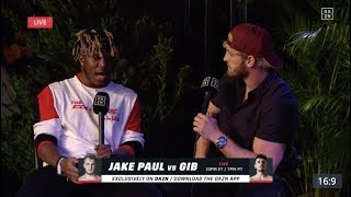 KSI & Logan Paul Come Face-To-Face For First Time Since Rematch
