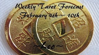 LOVE NOTES FROM SPIRIT LEO- FINAL GOODBYE FEBRUARY 2019