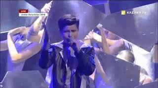 Мейіржан Жидебай  - «Елестер» (Алия Мукашева): Junior Eurovision 2018