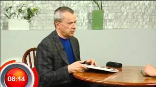 """Книга о Тюменской медакадемии - """"Утро с Вами"""" 17.06.2013"""