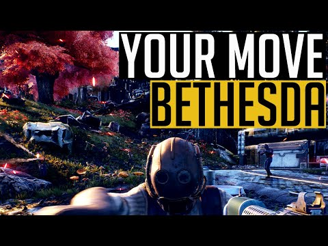 The Outer Worlds – Obsidian Just One-Upped Bethesda!? Fallout In Space! [Gameplay + Trailer Reveal]