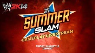 wwe-2k14-full-summerslam-gameplay-livestream-replay