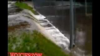 preview picture of video 'ORLIK WOJCIESZÓW POWÓDŹ 05.07.2012 r naggranie telefonem'