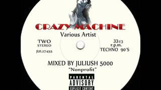 """SESSION TECHNO 90´s   V.A.   Mixed By """"Juliush 5000"""""""