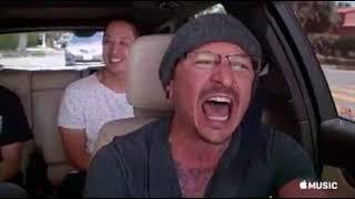 Linkin Park feat. Ken Jeong - Numb [Carpool Karaoke]
