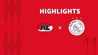 Samenvatting Jong AZ - Jong Ajax (18-10-2019)