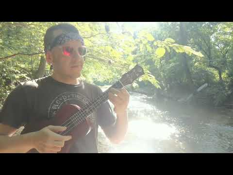 "A short ukulele version of the Pink Floyd classic, ""Echoes."""