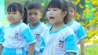 Bé Mầm Non Tập Thể Dục Buổi Sáng - Nhạc Thiếu Nhi | Music for kid