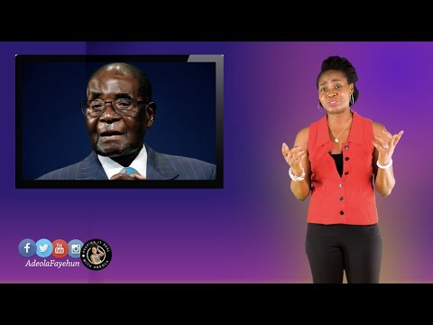 Robert Mugabe Dies at 95 In Singapore; How to end Xenophobia in South Africa