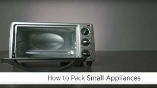 Poster image for How to Pack Small Appliances