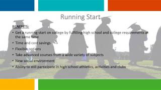 Running Start: Is it right for you?