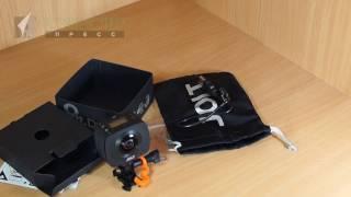 Распаковка action-камеры Jolt Duo