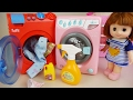 Download Video Washing Machine Play And Baby Doll Orbeez Surprise Eggs Toys