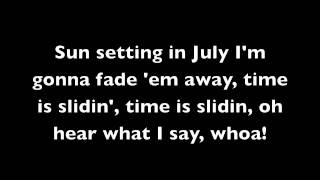 Sunset In July - 311 Lyrics (HD)