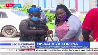 Wakazi wa Kaptembwa wapata Misaada
