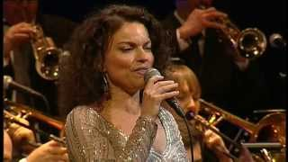 Latvian Radio Big Band ft. Roberta Gambarini - Honeysuckle Rose