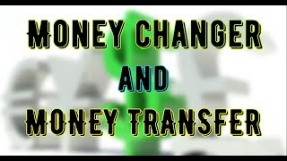Money changer and money transfer|Important notes|Nepal rastra bank|