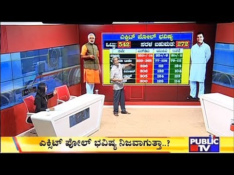 Big Bulletin | Lok Sabha Election 2019 Results Tomorrow | HR Ranganath | May 22, 2019