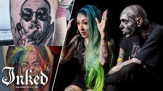 Who Tattooed It Better?   Tattoo Artists Answer