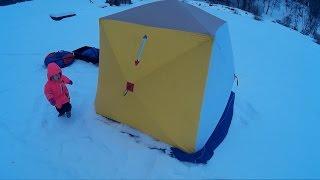 Зимняя палатка куб 2 стек