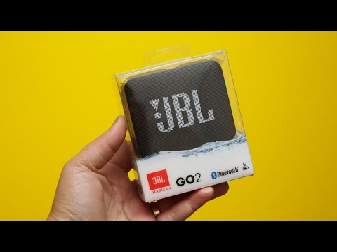 La Meilleur Enceinte Portable Bluetooth ??? - JBL GO 2 [Review]