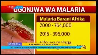Afrika Mashariki: Takwimu za Malaria - 30/04/2017