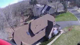 FPV Reptile Cloud 149 Cinewhoop   Maiden Flight   Polaroid Cube Act Two Camera